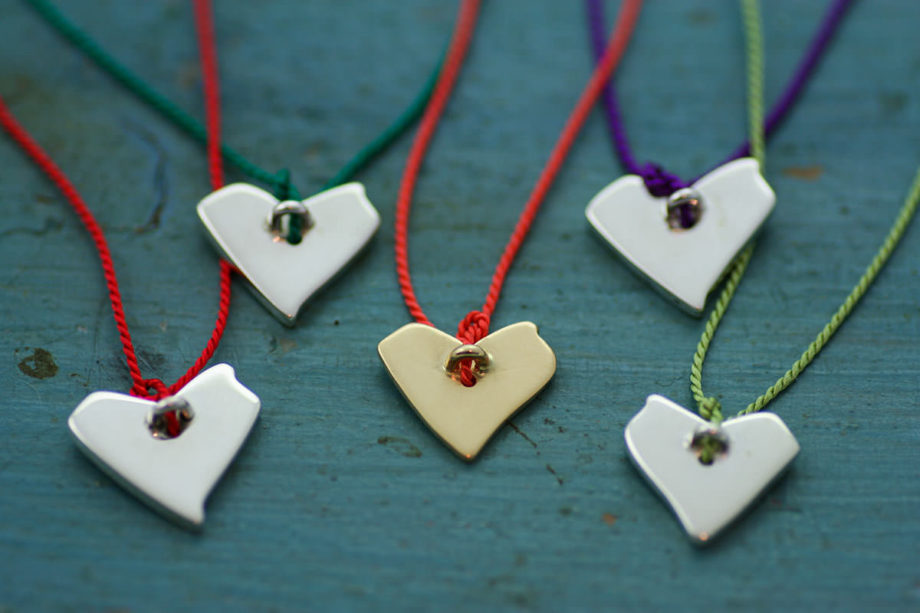 weight of your heart necklace