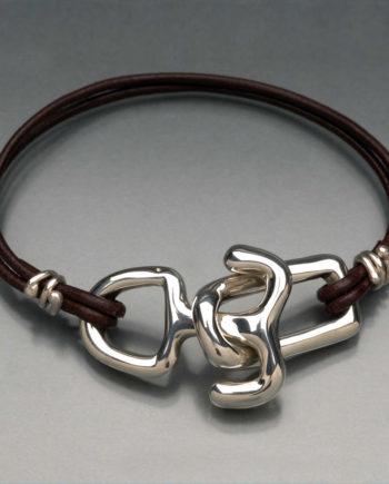 Little Anchor Hook Bracelet