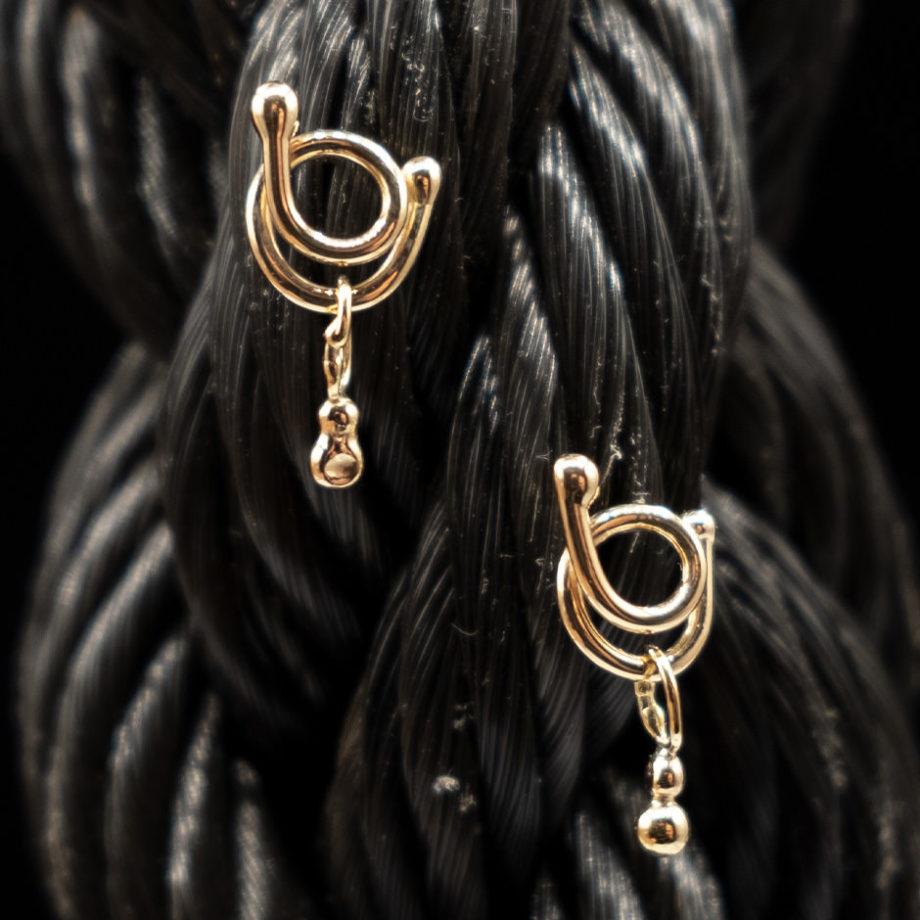 Loop de Lopp Earring