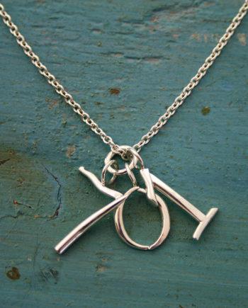 Secret Code Necklace